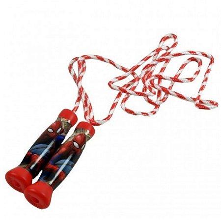 Corda De Pular Plástico Spider Man