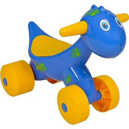 Andador Dino play Azul