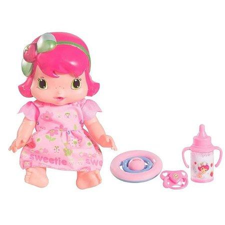 Boneca Baby Moranguinho Amiguinho