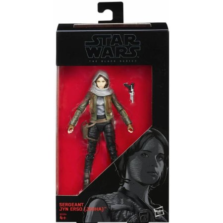Jyn Erso Black Series Star Wars Disney - Hasbro