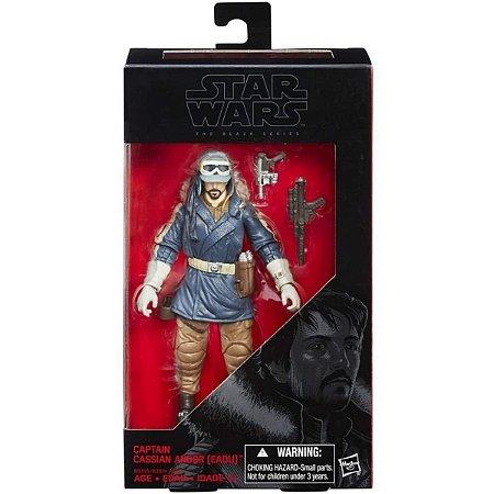 Cassian Andor Black Series Star Wars Disney - Hasbro