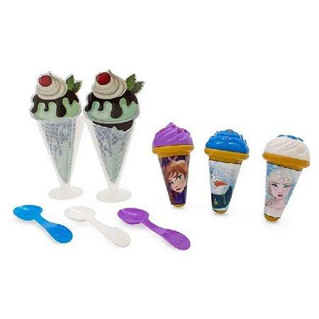 Kit Sorveteria Frozen 2 - Toyng