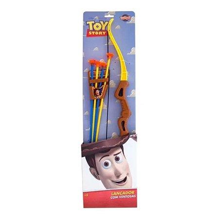 Brinquedo Lançador de Flechas Woody Toy Story - Toyng