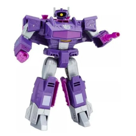 Transformers Decepticon Shockwave