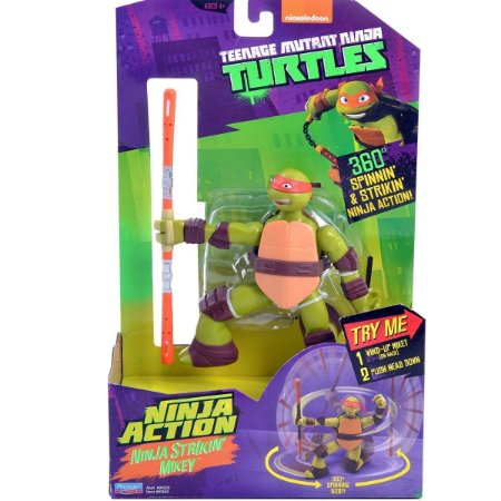 Tartaruga Ninja Action 360° Mikey