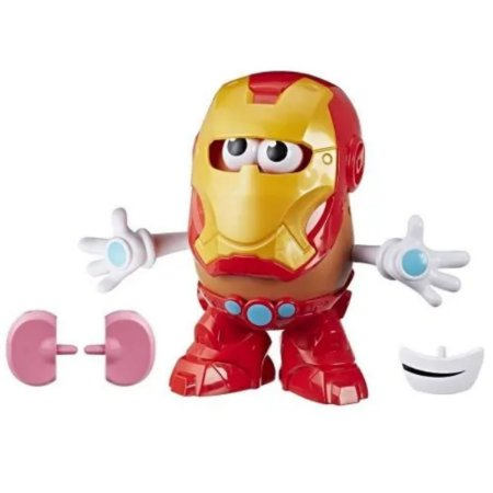 Brinquedo Hasbro Mr. Potato Head Marvel Homem de Ferro
