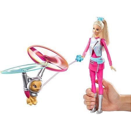 Gatinho Voador Aventuras Estrelas - Barbie