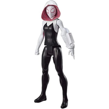 Boneco Spider - Gwen Power Fx Titan Hero - Hasbro