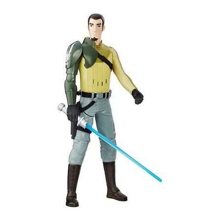 Star Wars Rebels - Kanan Jarrus Eletrnico - Hasbro