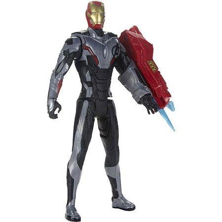 Boneco Titan Homem de Ferro Power Fx 2.0 - Hasbro