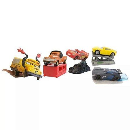 Carros Domo Com 5 Mini Figuras - Sunny