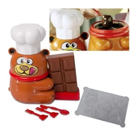 Kids Chef Foundue Maker Para Chocolate - Multikids