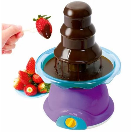 Kids Chef Fonte De Chocolate Sorvete Yogurt - Multikids