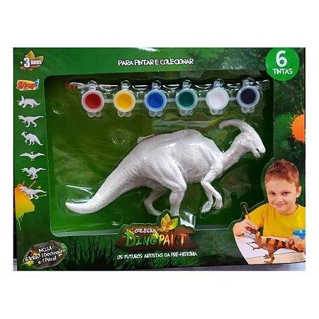 Parassauro Dino Paint Médio - Zoop Toys