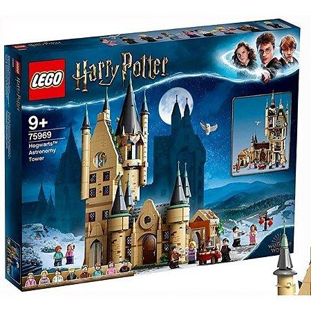 LEGO HARRY POTTER - A Torre de Astronomia de Hogwarts