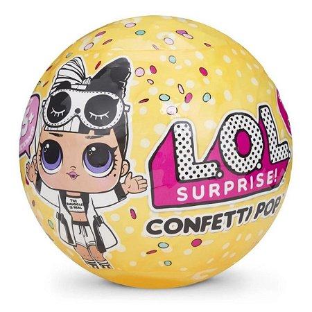 Boneca Lol Confetti Pop - 9 Surpresas - Candide