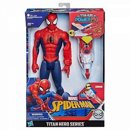 Homem Aranha Titan Hero Power Fex