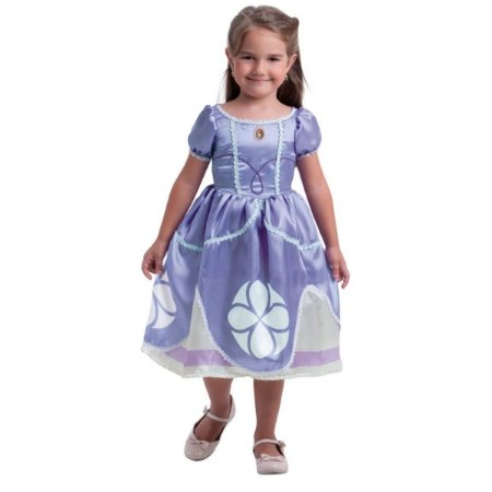 Fantasia Standard - Princesinha Sofia - Disney  Multibrink M