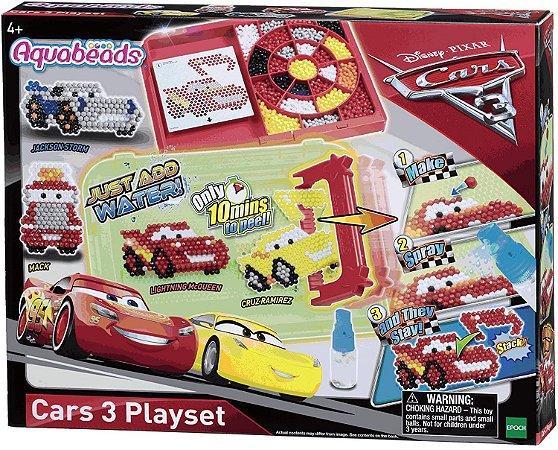 Aquabeads Carros 3 Playset da Epoch