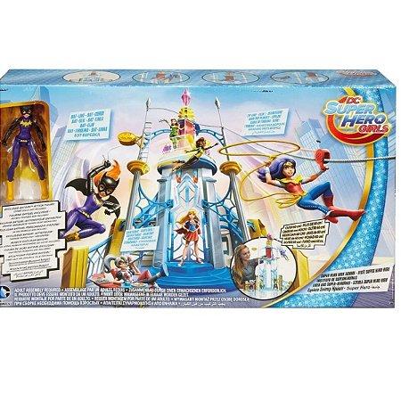 Dc Super Hero Girls Escola Super Hero High Dmr13 Mattel