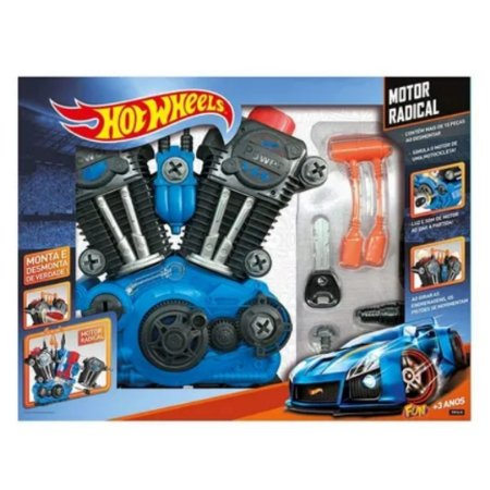 Hot Wheels - Motor Radical - Fun