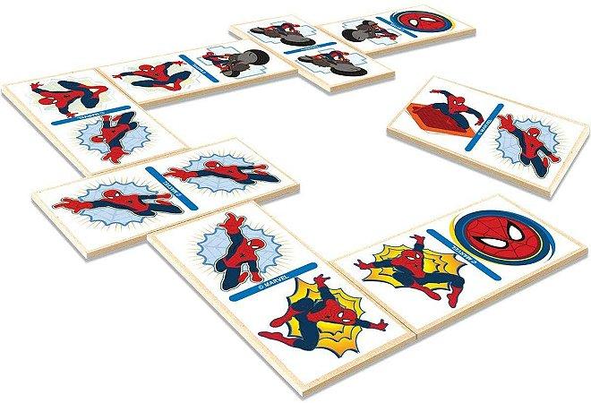 Jogo Dominó Spiderman Ultimate - Xalingo