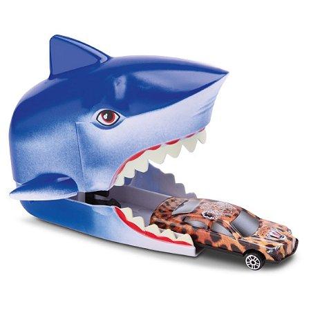 Disparador Tubarão Com Carrinho