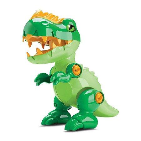 Dinossauro Toy Rex Desmontável E Com Som - Samba Toys