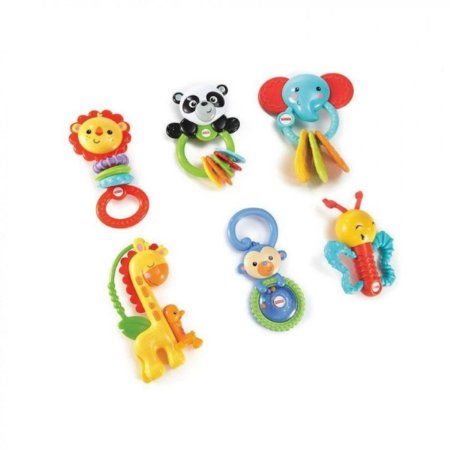 Fisher Price Animaizinhos Divertidos - Mattel