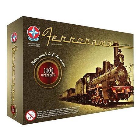 Brinquedo Trem Ferrorama Xp 100 Modelo Antigo - Estrela