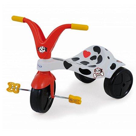 Triciclo Dálmata