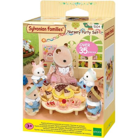 Festa Jardim da Infância - Sylvanian Families