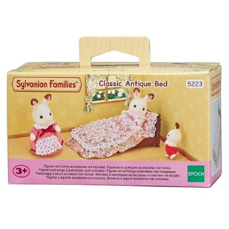 Sylvanian Families Cama Clássica - Epoch