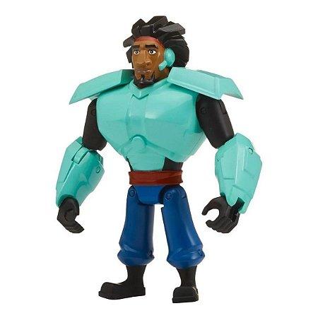 Boneco Wasabi Big Hero 6 The Series Articulado - Sunny