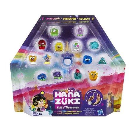Conjunto Hanazuki Treasuring Set - Hasbro