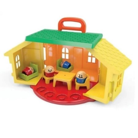 Brinquedo Educativo Family Kids Original Dismat