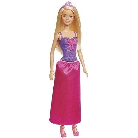 Boneca Barbie - Princesa Básica