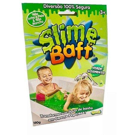 Gosma Pegajosa - Slime Baff  Sunny   -Slime para Banho - 150g