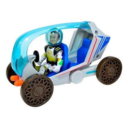 Veículo Básico Miles Do Amanhã Scout Rover - Sunny