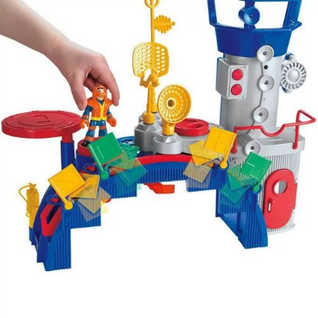 Torre De Controle Imaginext - Fisher Price