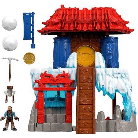 Imaginext Templo de Yeti - Mattel