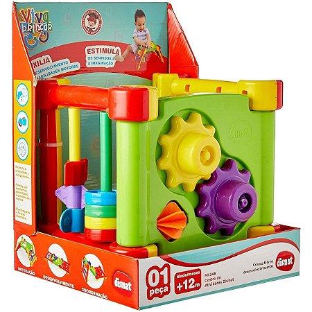 Brinquedo Educativo Centro De Atividades -  Dismat