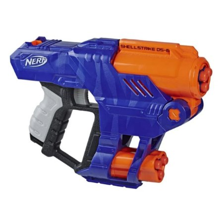 Nerf - N-Strike Elite - Shellsstrike DS-6 - Hasbro