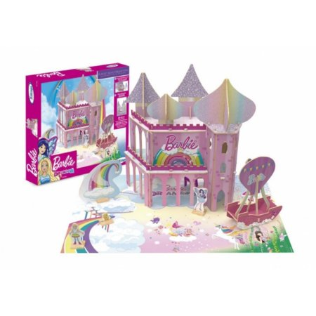 Play Set Reino Dreamtopia Barbie - Xalingo