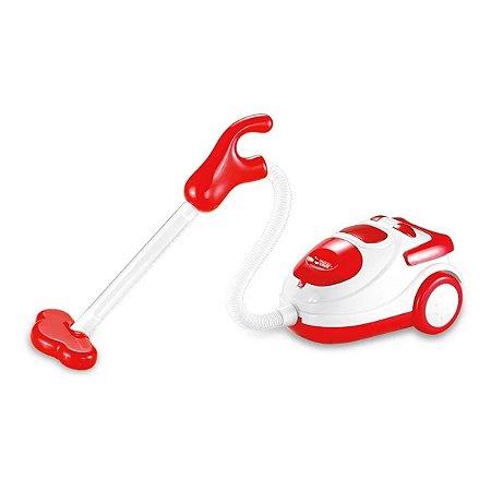 Mania De Casa Aspirador De Pó - Dm Toys