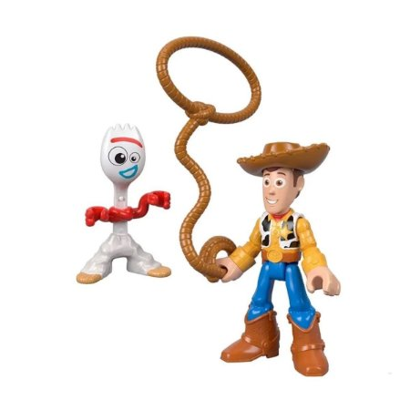 Imaginext - Toy Story 4 - Forky & Woody