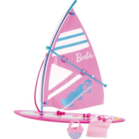 Barbie Real Wind Surf  - Mattel