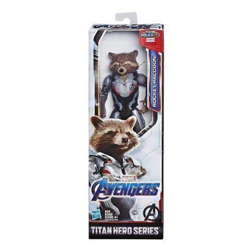 Rocket Raccoon Titan Hero Vingadores Endgame - Hasbro