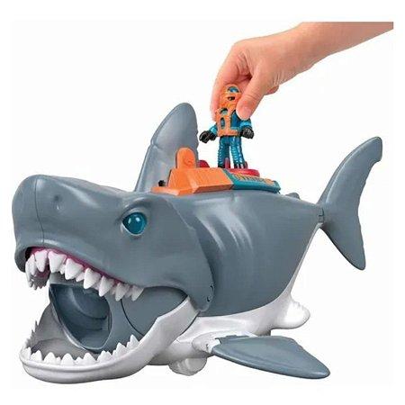 Imaginext Tubarão Mega Mordida