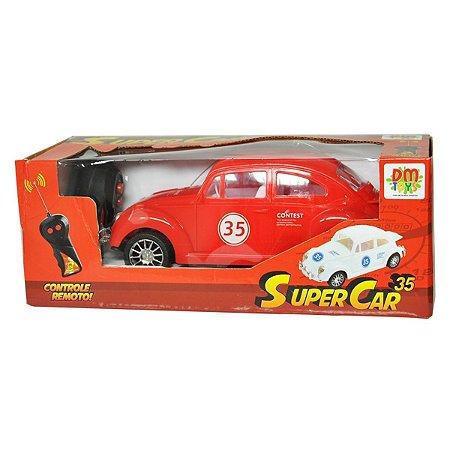 Carro Controle Remoto Super Car-Dm Toys